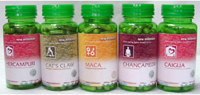 Peruvian Heritage Herbal Supplements Maca Cat S Claw